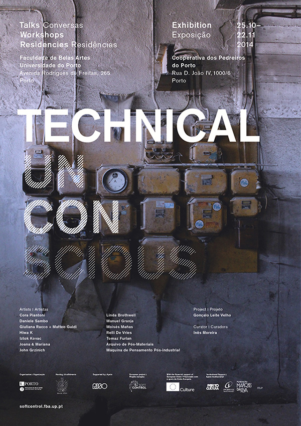 technical unconscious poster