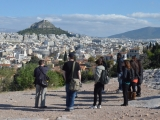sound tectonics workshop in Athens