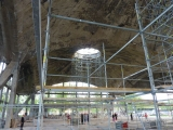 renovation of the historic seaplane hangar in Tallinn