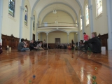 Sounding Spaces workshop in Valparaiso Chile