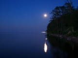 June white nights in Estonia