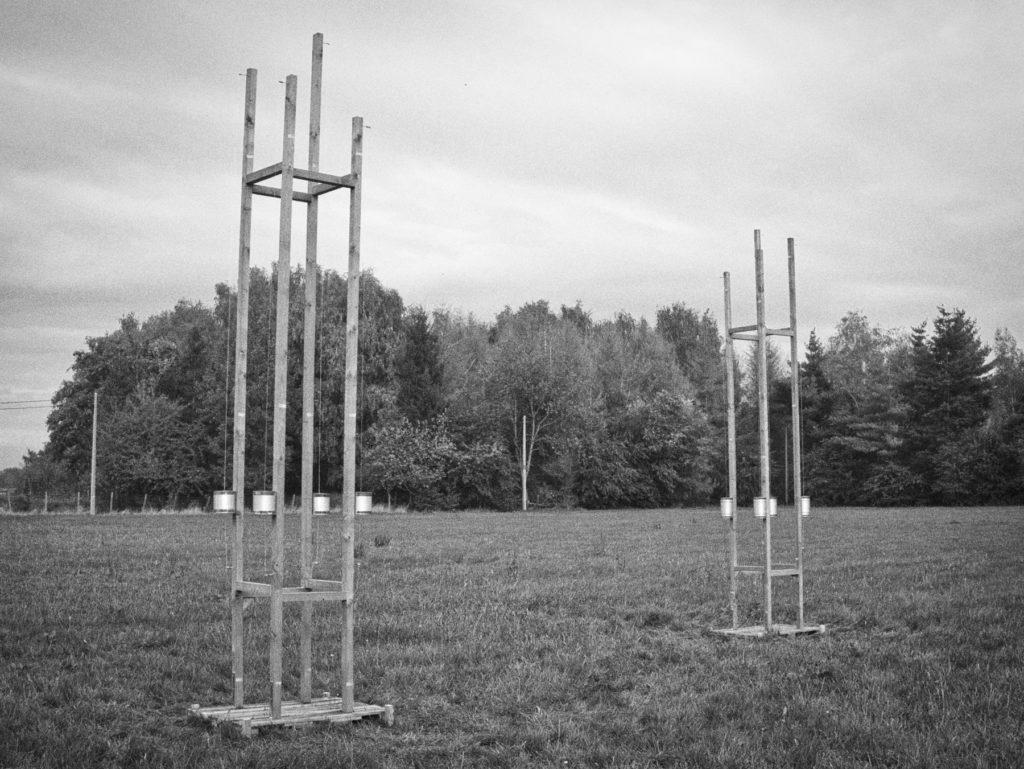 aeolian wind harps klankenbos