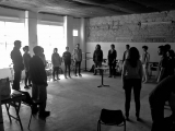 sound workshop for FBAUP students in Porto