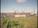 medium format analog film photo from Gdansk