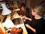 Sound workshop in Kiel Germany