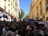 visit to Madrid