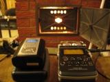 sony PCM-D50 and Edirol R-09 digital sound recorders