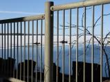 metal railing in Tampere, Finland 02
