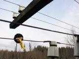 recording abandoned telephone lines in rural Estonia