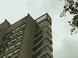 analog film photo: Kiev tower