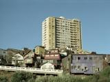 analog photo taken in Valparaiso Chile
